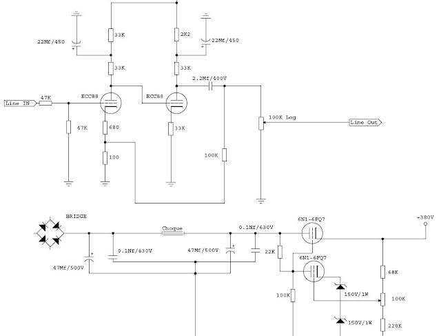 Voltaje medido, En un canal de salida del previo  fluctua el voltaje   Pre%25202000