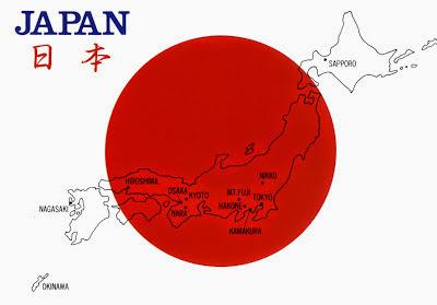 Đất nươc Nhật Bản