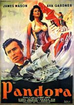 Os Amores de Pandora / Pandora and the Flying Dutchman (1951)