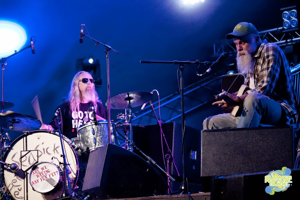 Seasick Steve @ Lounge on the Farm