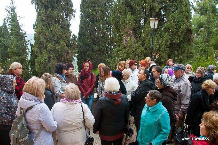Экскурсия в Израиле с гидом Светланой Фиалковой. Иудейские горы, Эйн Карем.