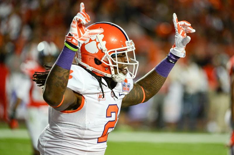 Orange Bowl vs OSU Photos - 2014, Bowl Game, Football, Ohio State, Sammy Watkins