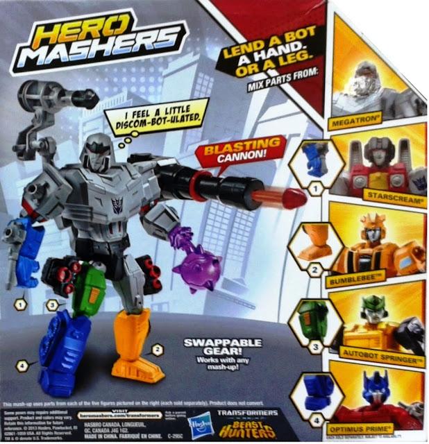 Hình ảnh hoán đổi của Megatron Transformers phiên bản kết hợp