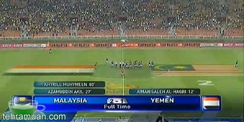 malaysia vs yemen