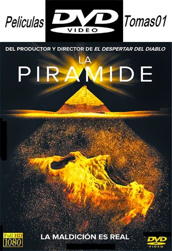 La Pirámide (The Pyramid) (2014) DVDRip