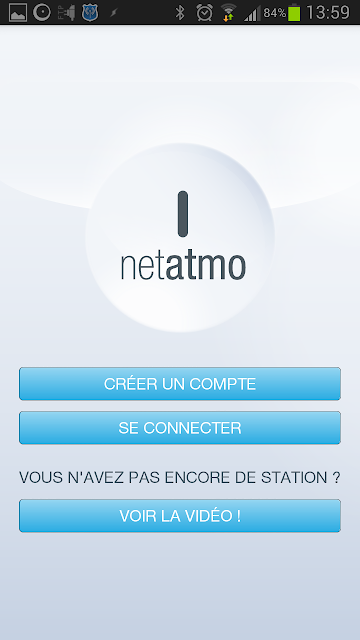 le test de la station m t o netatmo. Black Bedroom Furniture Sets. Home Design Ideas