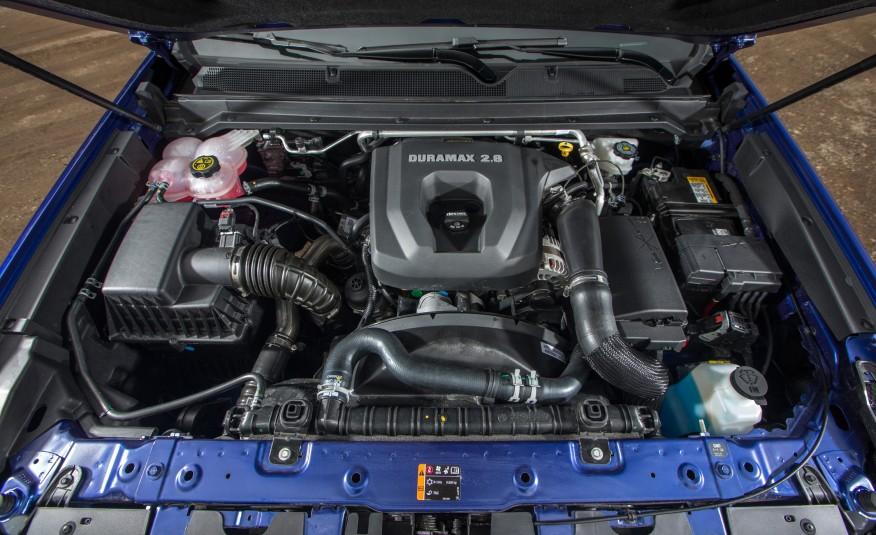 Động cơ của Chevrolet được mệnh danh là cực kỳ mạnh mẽ và bền bỉ
