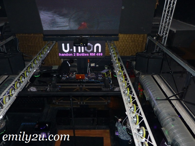 Union club grand opening