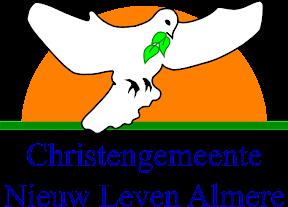 Logo Christengemeente Nieuw Leven Almere