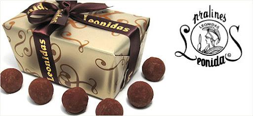 Bruselas Valonia: Chocolates, bombones y pralinés Leonidas: los mejores del mundo