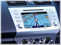 Swift Factory Fitted Navigation System