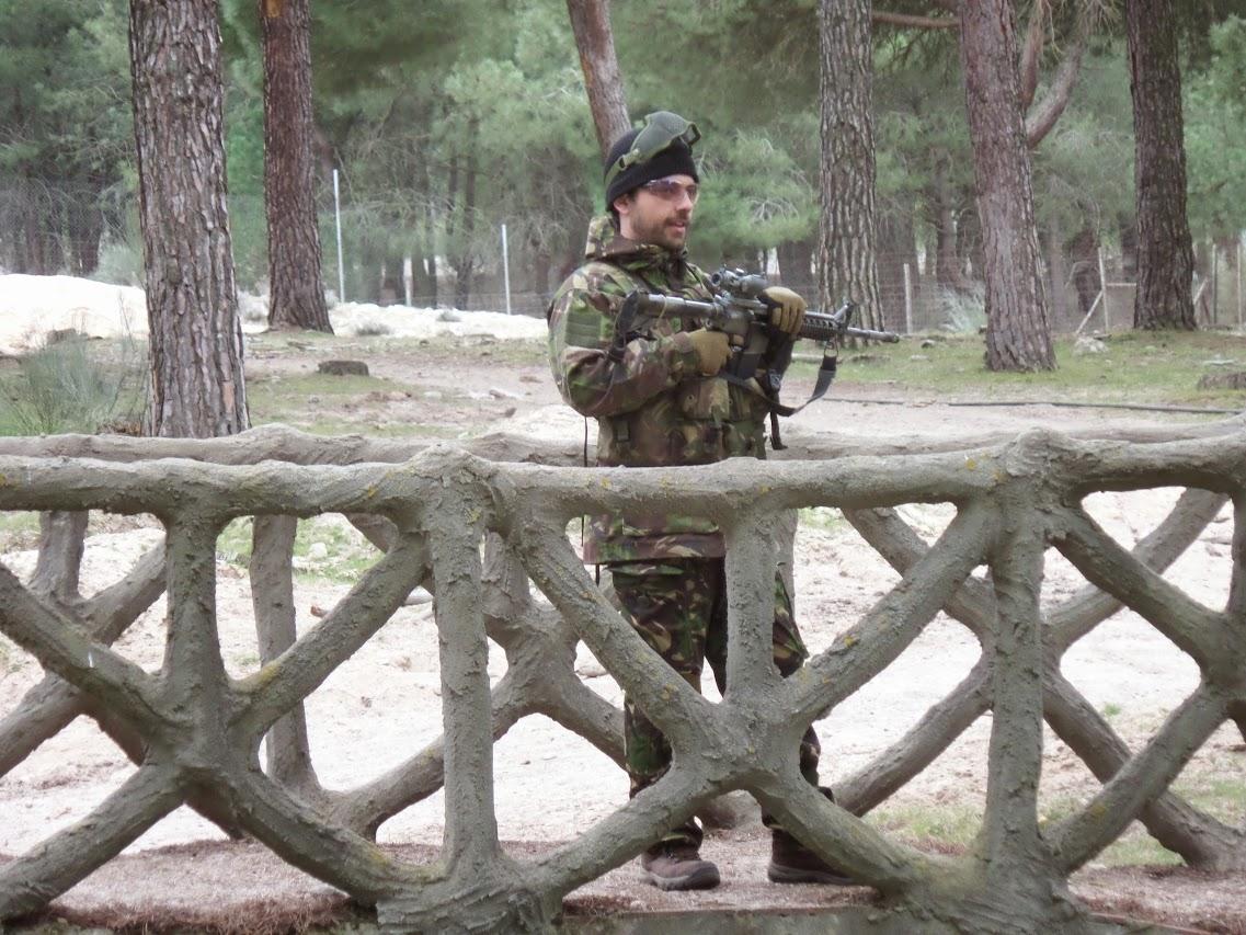15 Marzo '15 Operation Thunder Valladolid 3