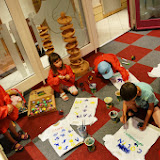 Kinder - Bastel- und Spielenachmittag 23.07.13