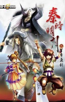 Qin Shi Ming Yue: Bai Bu Fei Jian - 秦时明月