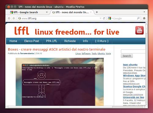 Australis Firefox in Ubuntu Linux