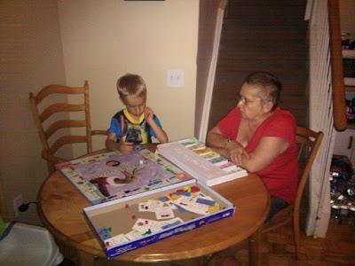 POD: Board game with Nan