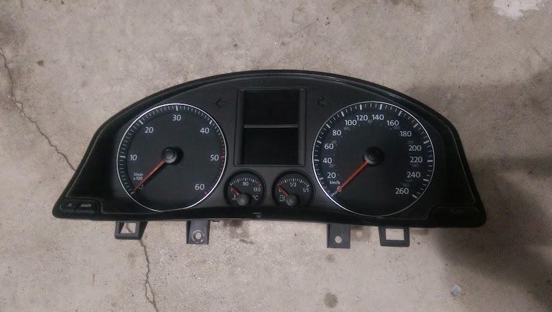 MK5 Jetta TDI Parts - GTI Steering Wheel/Aux Heater/Springs