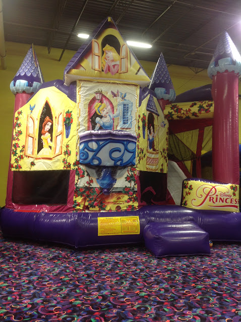 Birthday Parties Schaumburg | Jump Zone at 1261 Wiley Rd, I, Schaumburg, IL