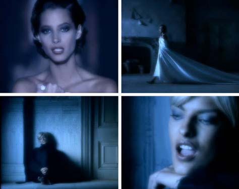 George Michael: Freedom - video con Naomi Campbell, Cindy Crawford, Linda Evangelista