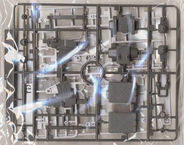 Đồ chơi lắp ghép HG Build Custom 016 Ez-Arms sản xuất tại Nhật bản