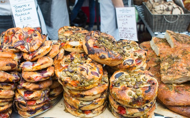 how to sell at markets in london