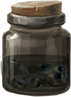 Occhi di pesce-palla