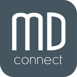 MD Connect, Inc. logo