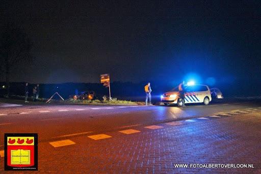 twee auto's op elkaar vierlingsbeekseweg overloon 26-04-2013 (1).JPG