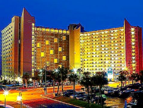 Ocean Reef Resort  Golf Hotels in Myrtle Beach from MBN