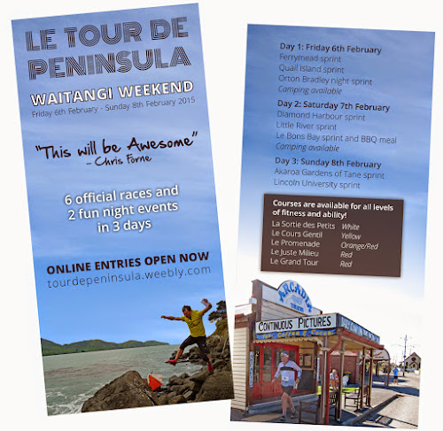 Tour de Peninsula brochure