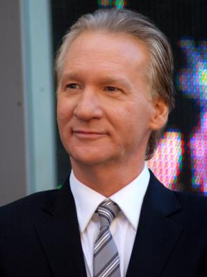 Bill Maher (1956-now) title=