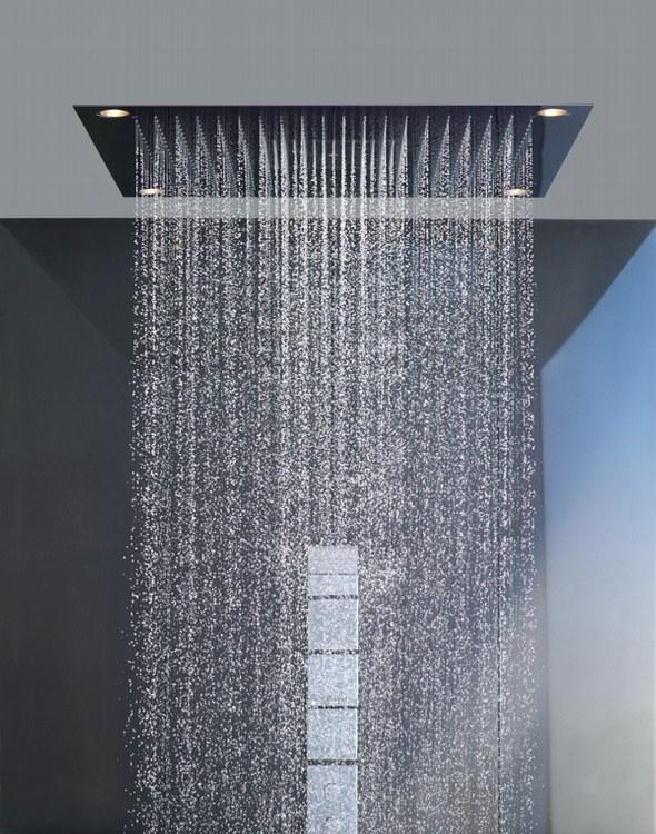 Comunicando el medio ambiente for Ducha efecto lluvia