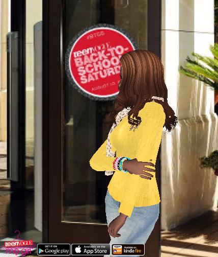 Teen Vogue Me Girl Level 42 - BTSS Shopping Event - Valerie - Snapshot