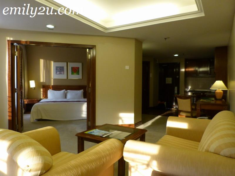 Anthurium Suite @ Palm Garden Hotel IOI Resort City