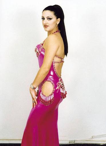 Arab Model Nina Alrahbani Photo