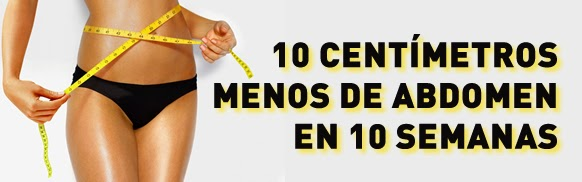 10 centímetros menos de abdomen en 10 semanas - dona10 centro de pilates y belleza Barcelona