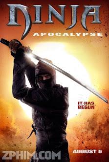 Ninja Hủy Diệt - Ninja Apocalypse (2014) Poster