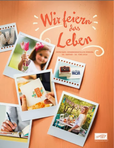 Stampin up Katalog Frühling