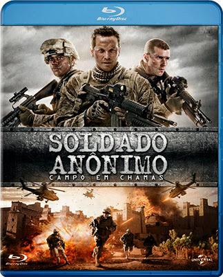 Filme Poster Soldado Anônimo: Campo em Chamas BDRip XviD Dual Audio & RMVB Dublado