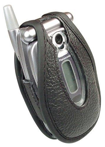 Technocel Swivel Leather Case for Panasonic X70