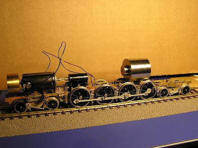 Pojezd pro lokomotivu 477.0