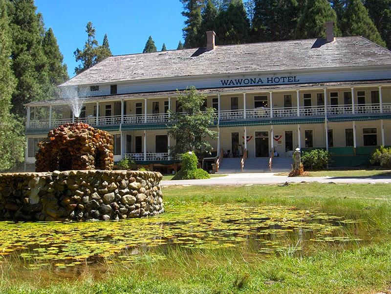 Hotel Wawona, Yosemite