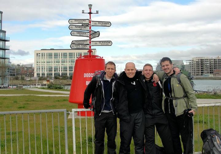 Dr. Joel Rookwood - Walk Across Ireland