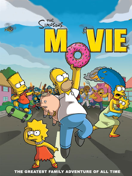 Outstanding Whizzes The Simpsons Movie