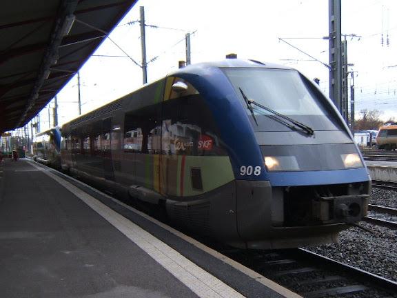 ICE Treff Salon Grand Voyageur Strasbourg