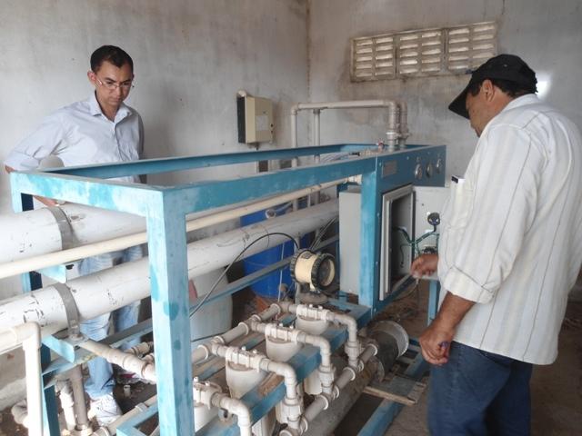 Água Doce: R$ 1,8 milhão para recuperar 66 dessalinizadores em municípios do RN