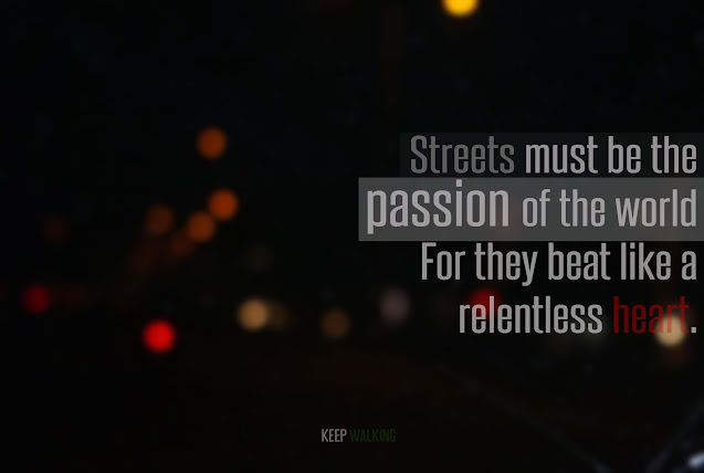 Image: Relentless streets