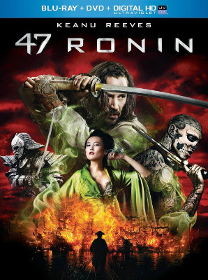 Filme Poster 47 Ronins BRRip XviD & RMVB Legendado
