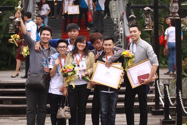 VEC 2013 kết thúc vòng chung kết quốc gia 11