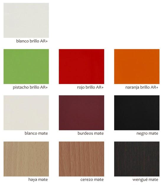 Puertas cl set y cocinas en madera catalogo de colores for Catalogo de cocinas integrales de madera